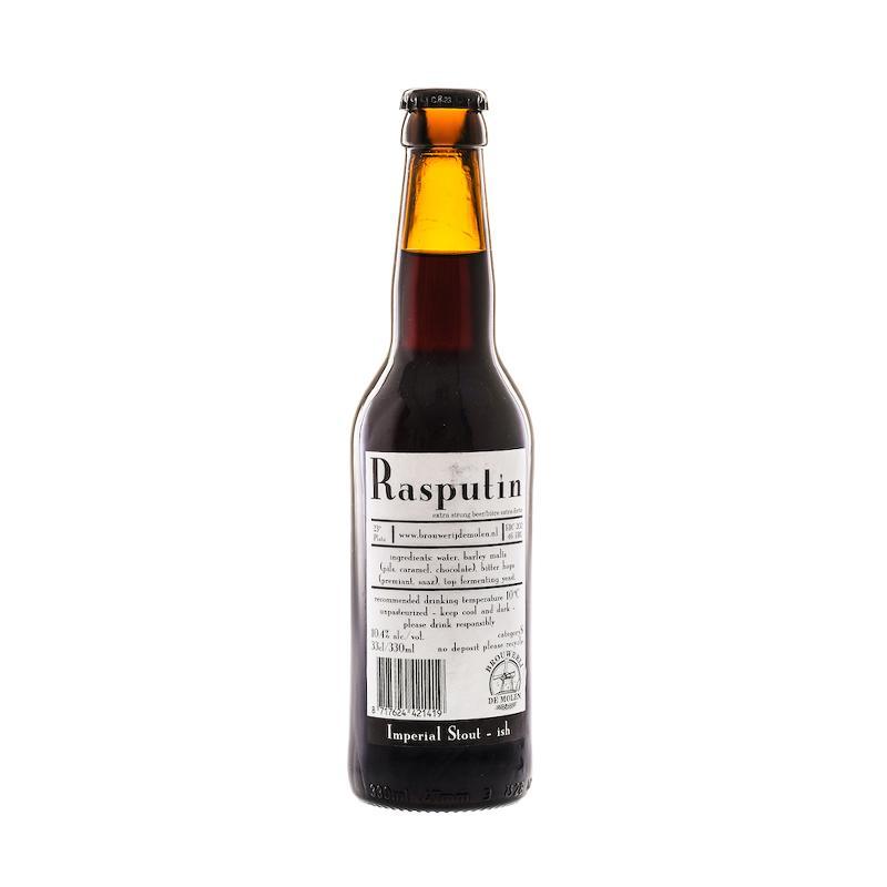 Bière Rasputin de De Molen