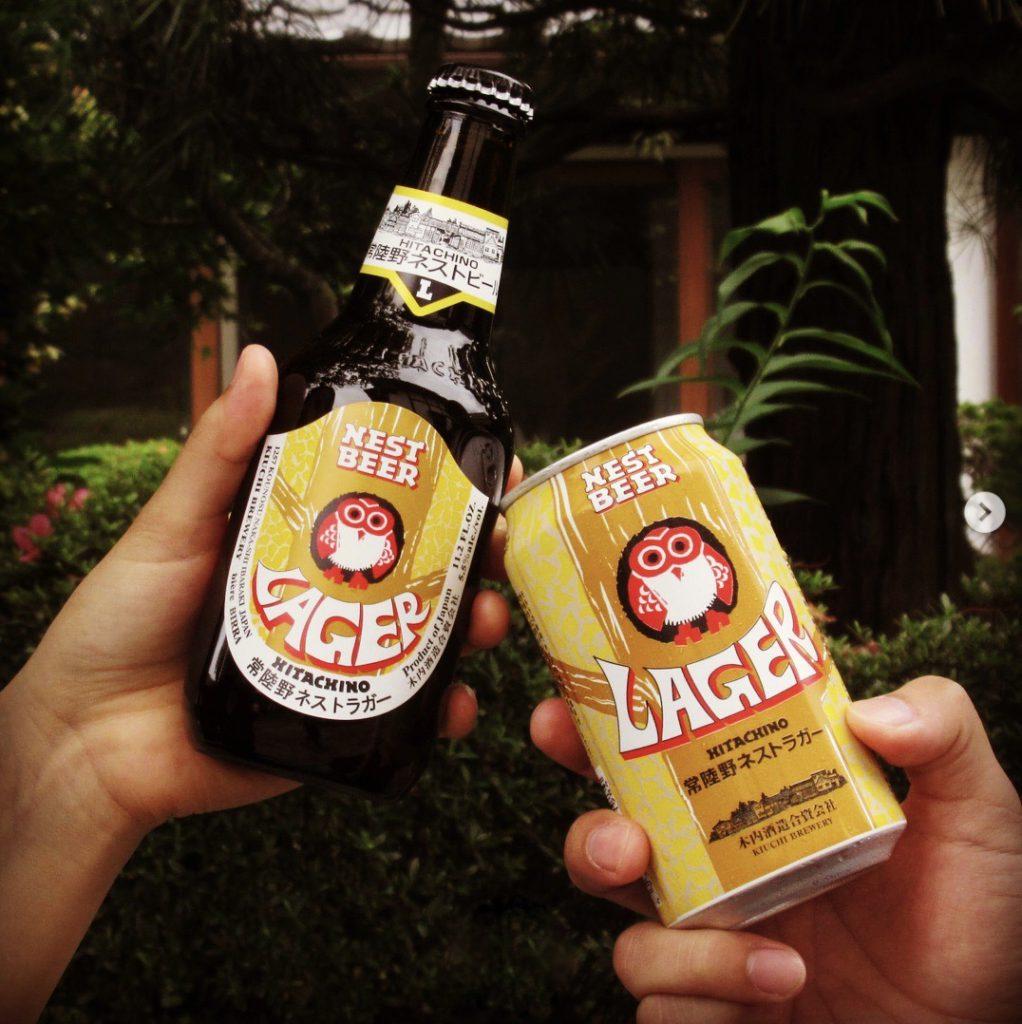 Lager Hitachino Nest Beer