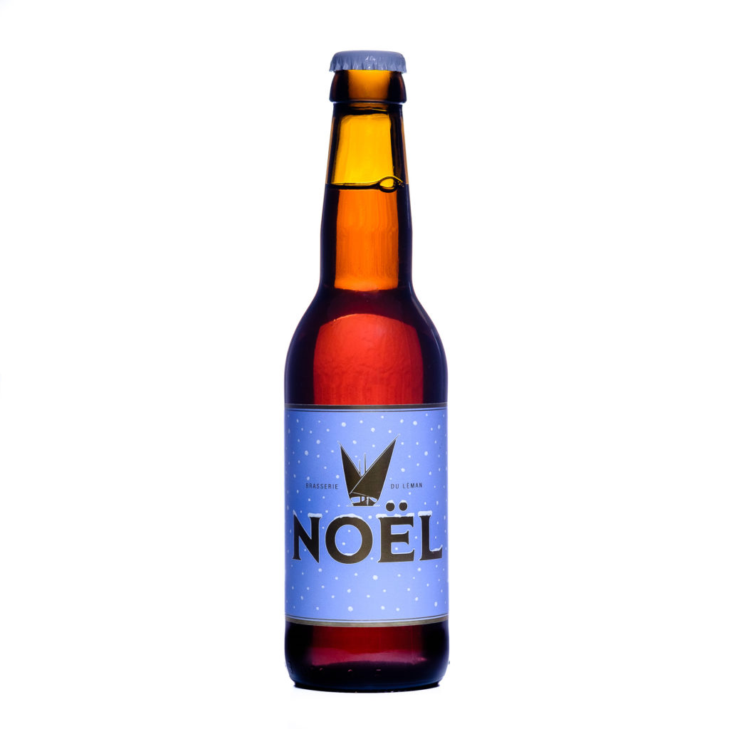Bière de Noël : Léman Noël