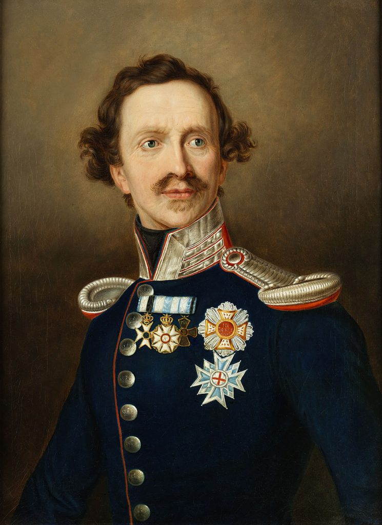 Portrait de Louis I de Bavière