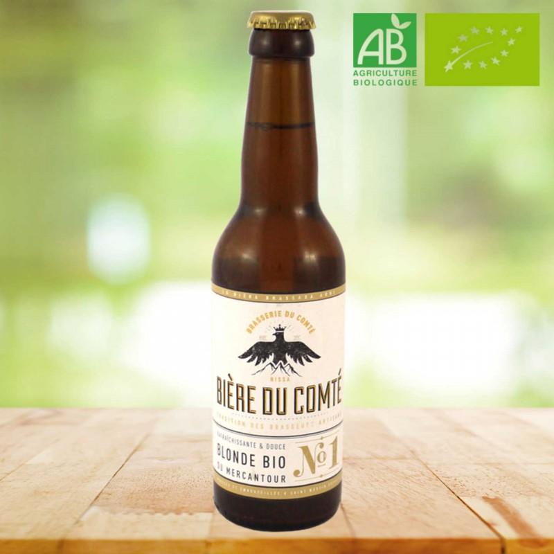 Bière blonde du mercantour